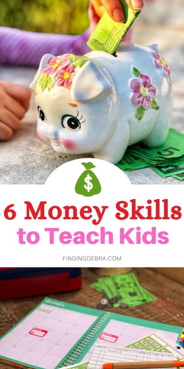 Money Skills to Teach Kids
