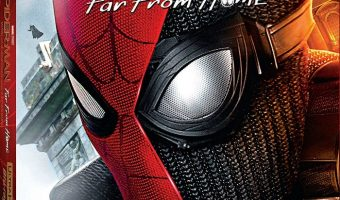 Spider-Man Far From Home 4K