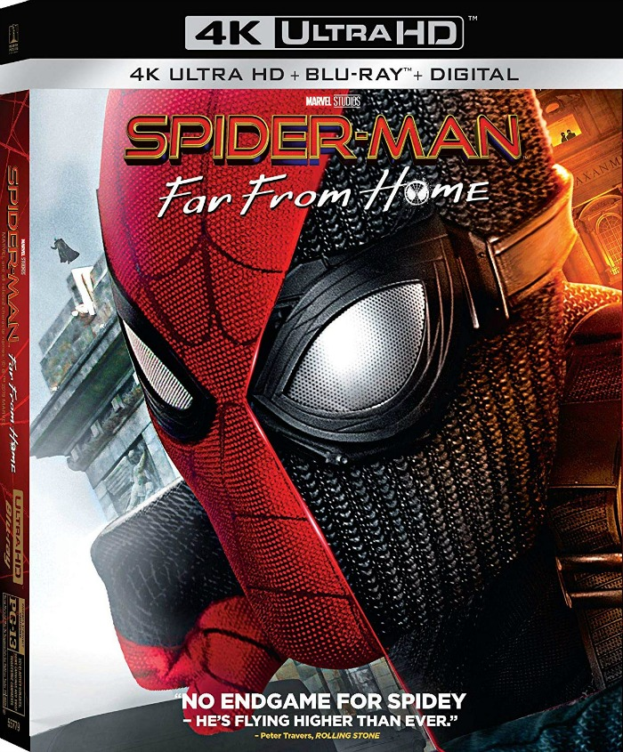 Spider-Man Far From Home - Home Release! - Finding Debra