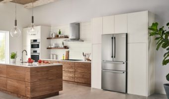 All-New Bosch Counter-Depth Refrigerators