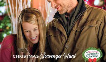 Hallmark Channel Christmas Scavenger Hunt