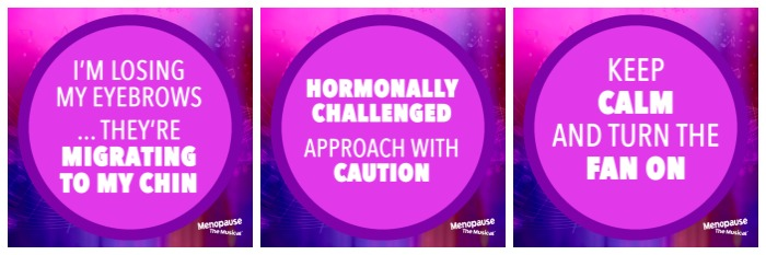 Menopause laughs