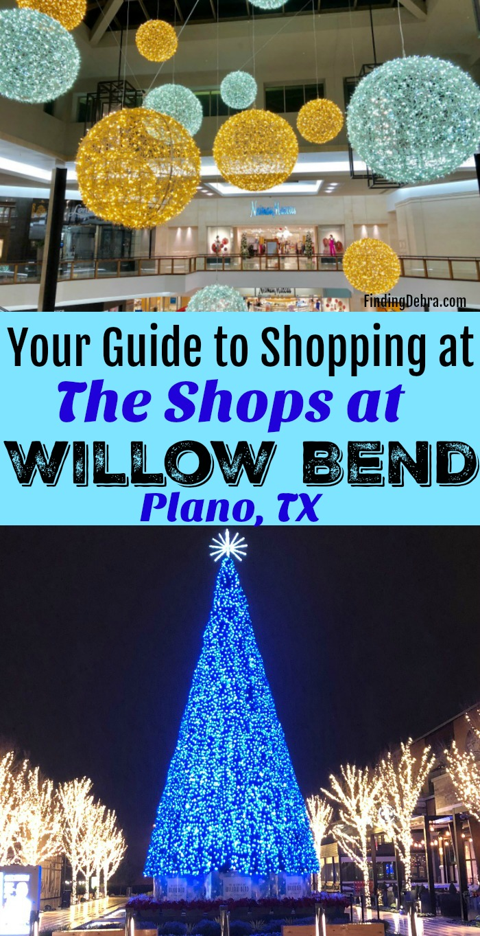 Your Guide to Shopping at The Shops at Willow Bend Plano Texas