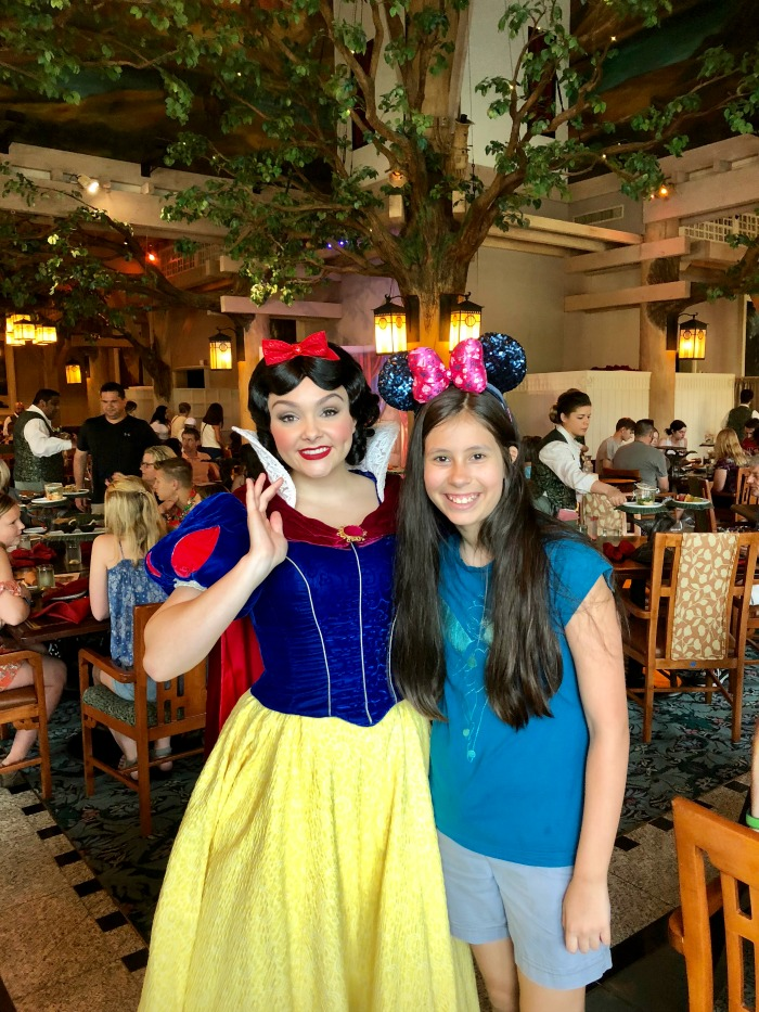 Character Meal near Boulder Ridge Villas at Disney's Wilderness Resort