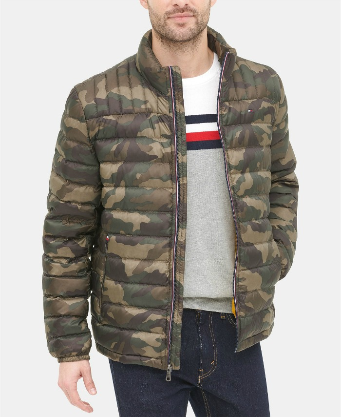 Macy's Tommy Hilfiger Packable Jackets