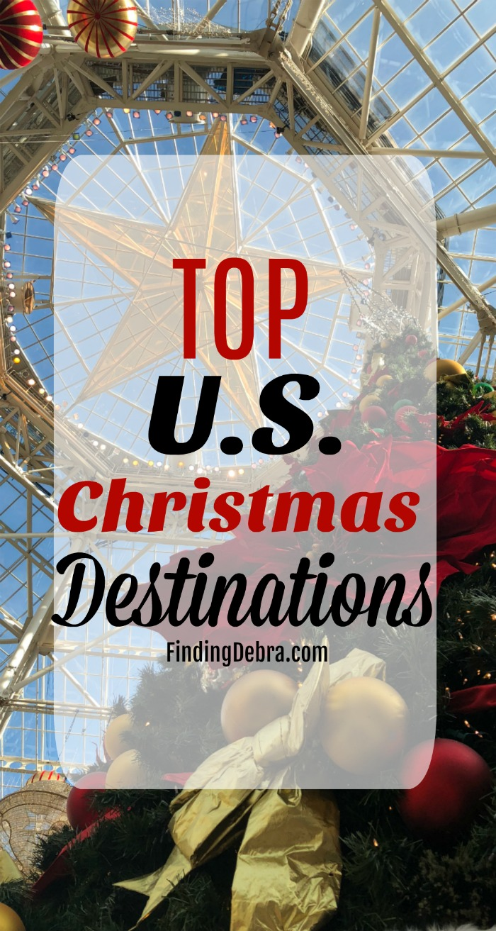 Top U.S. Christmas Destinations