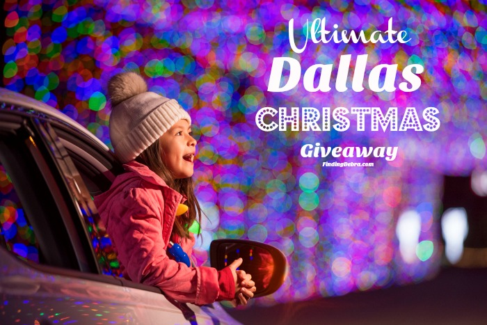 Ultimate Dallas Christmas Giveaway