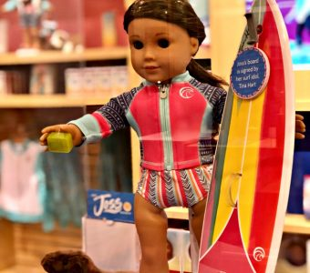 American Girl Doll of the Year 2020 Joss Kendrick