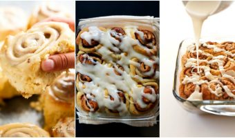 Easy Cinnamon Roll Recipes