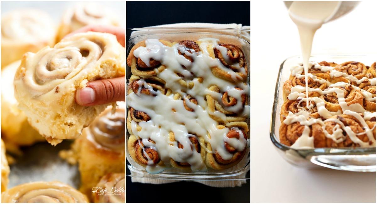 20 Easy Cinnamon Roll Recipes - Finding Debra