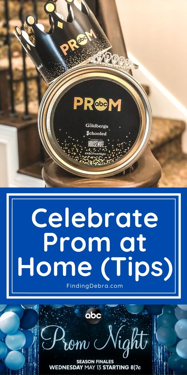 How to Celebrate Prom at Home