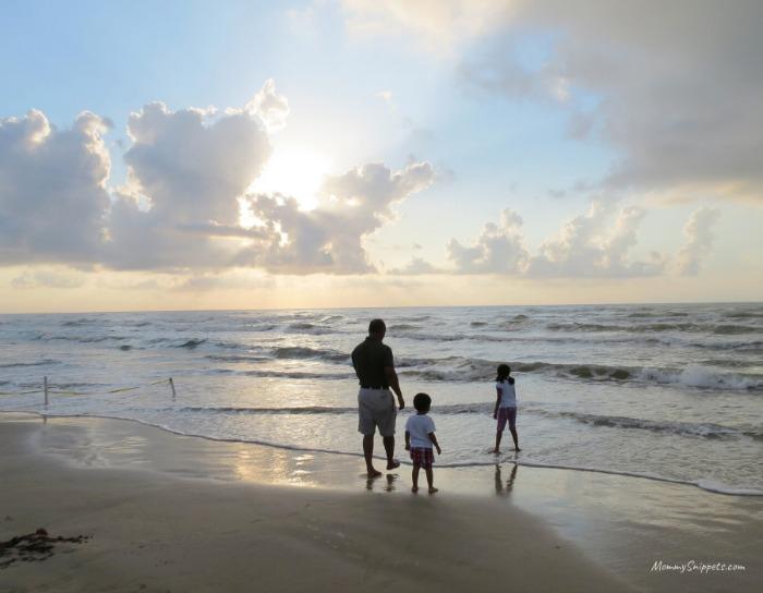 Corpus Christi Texas Beach