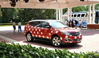 Disney transportation - if staying on-site do I need a car