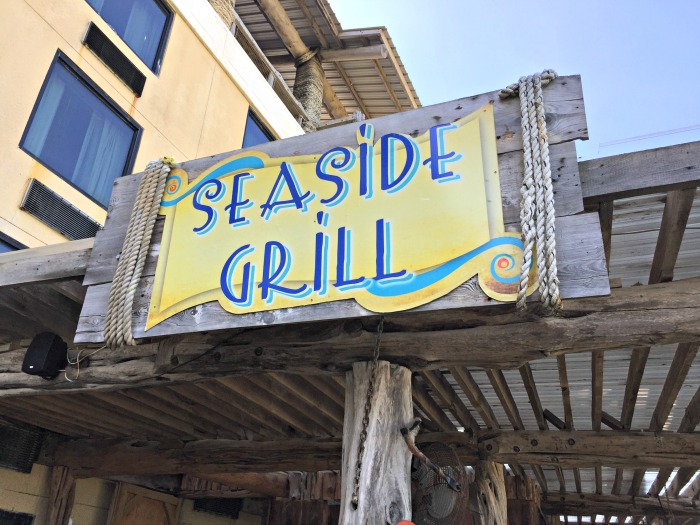 Seaside Grill South Padre Island