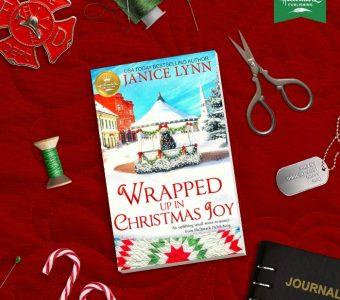 Hallmark Publishing Wrapped Up In Christmas Joy