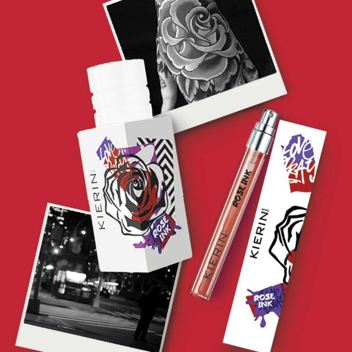 Kierin NYC Rose Ink