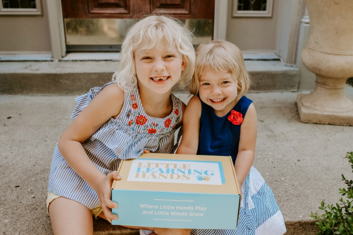 Little Learning Hands subscription box