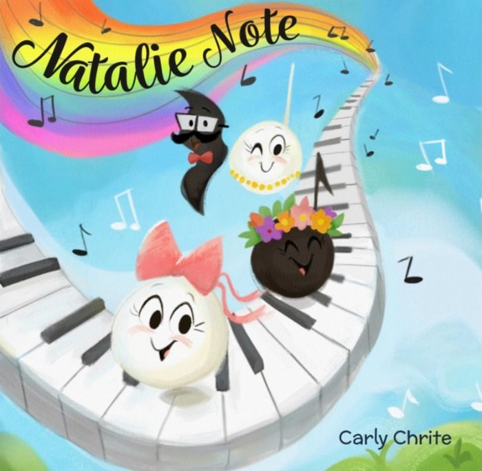 Natalie Note by Carly Chrite
