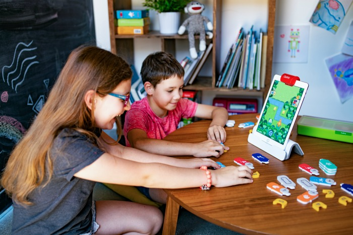 Osmo Coding Starter Kit - best e-learning tools