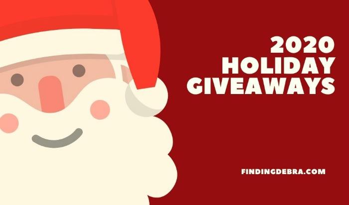 """2020 Holiday Giveaways - FindingDebra.com"""""""