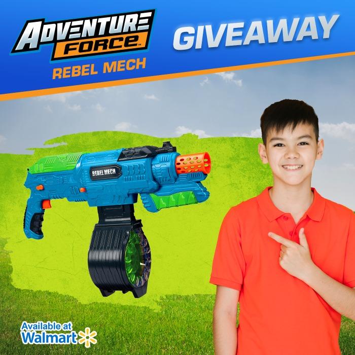 Adventure Force Rebel Mech
