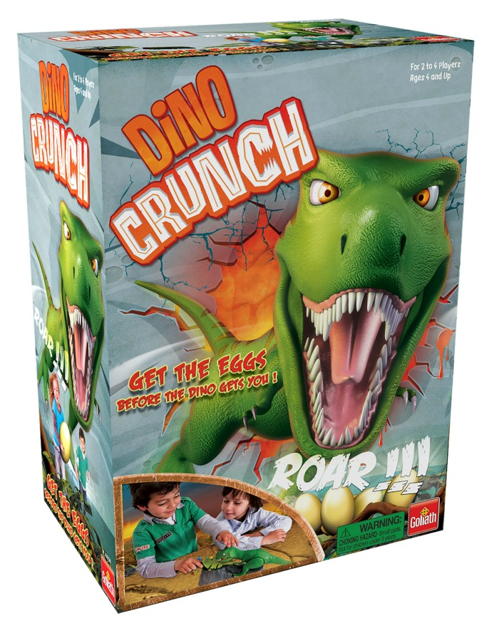 Dino Crunch from Goliath Games