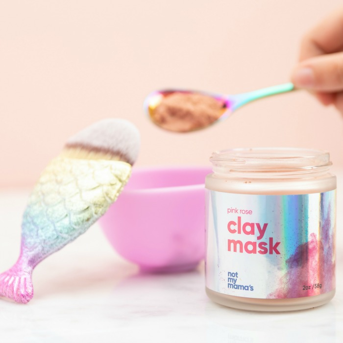 Not My Mama's Clay Mask