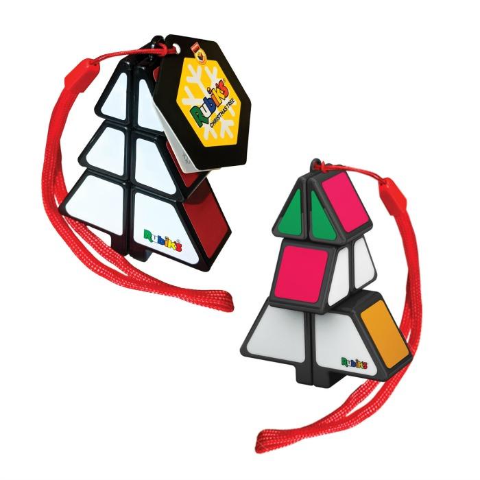 Rubik's Christmas Tree puzzle
