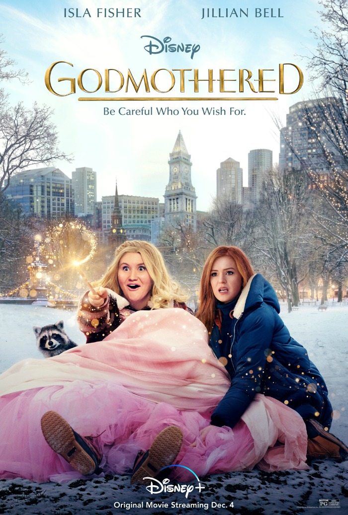 Disney's Godmothered