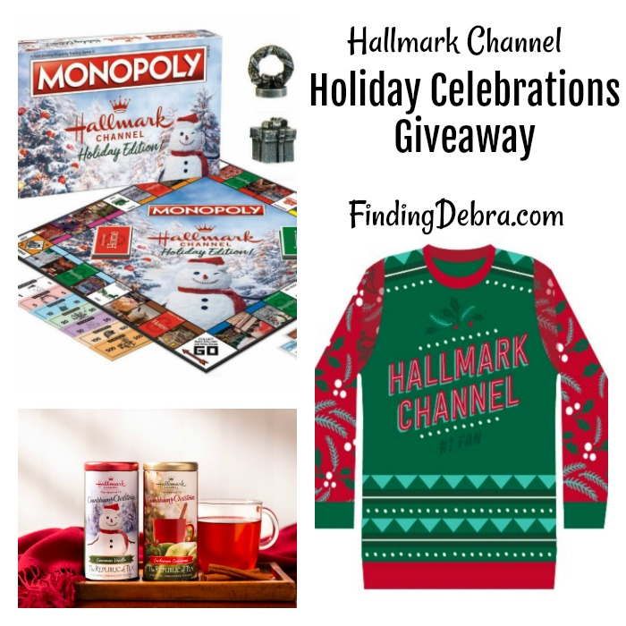 Hallmark Channel Holiday Celebrations Giveaway
