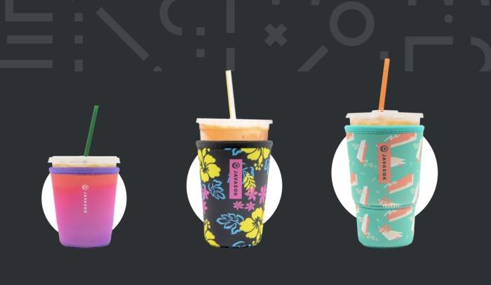 Sok-It coffee sleeves