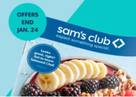 Sam's Club Instant Savings