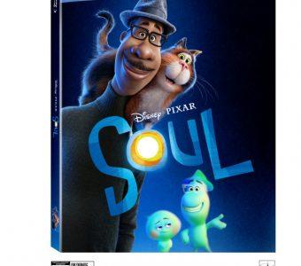 Disney Pixar SOUL Digital Movie Giveaway