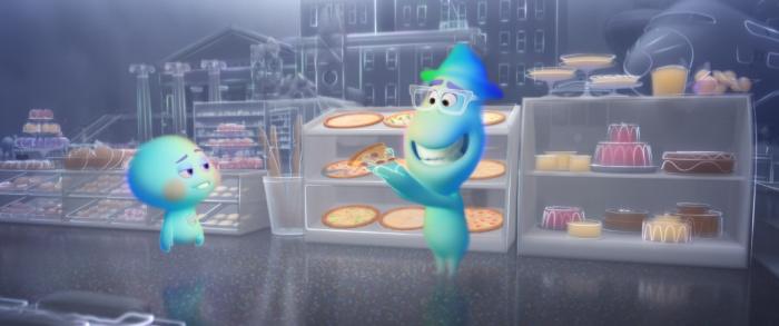 Disney Pixar SOUL characters