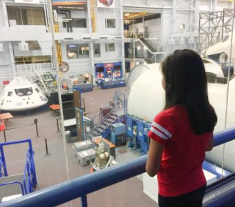 Johnson Space Center Space Vehicle Mockup Facility