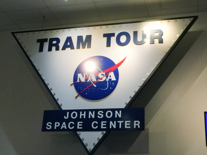 NASA Tram Tour