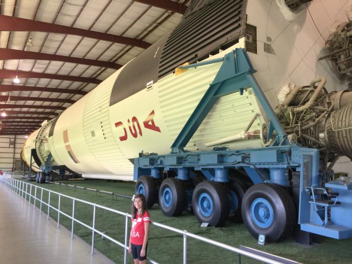 Rocket Park Saturn V
