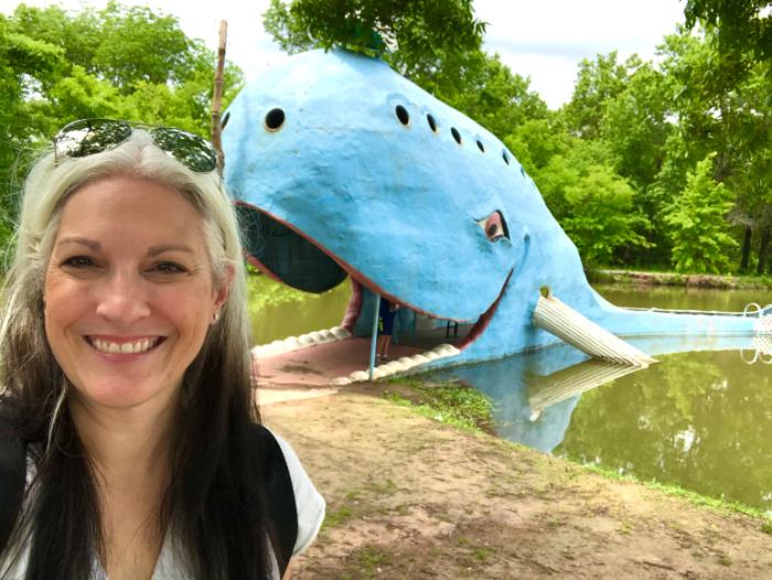 Blue Whale Route 66 Tulsa