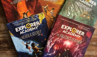 Explorer Academy - Best Chapter Books for Kids this fall